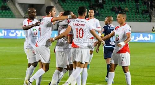 حسنية اكادير تحقق فوز هامه خارج ملعبها على فريق بارادو بهدفين في كأس الكونفيدرالية الأفريقية