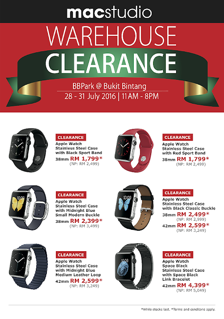 Apple Watch Clearance Sale Price