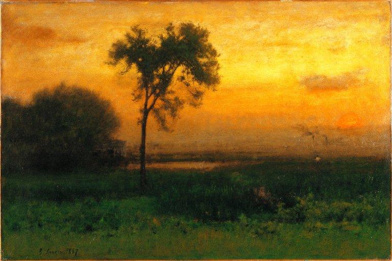 4v Landscape Painting Favorites