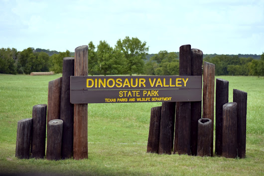 On The Trail // Dinosaur Valley State Park: Part 1