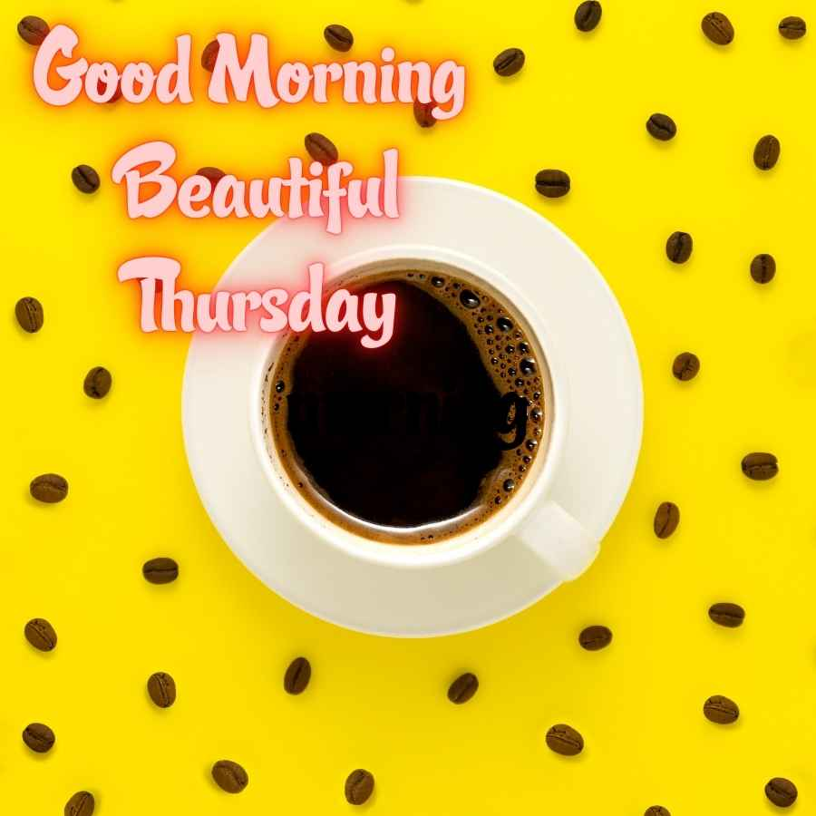 thursday morning greeting