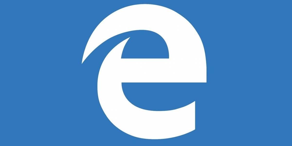 """Filtran el nuevo navegador """"Microsoft Edge"""""""
