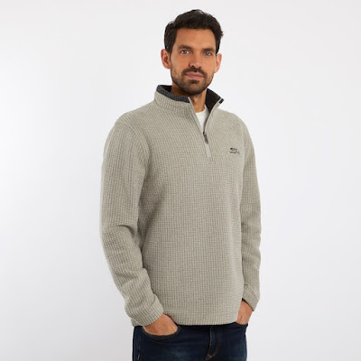 Weird Fish Newark Sweatshirt