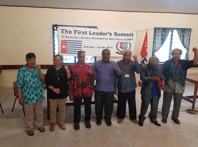 Visi, Misi dan Program Kerja ULMWP Sangat Penting untuk Memenangkan Opini Dunia