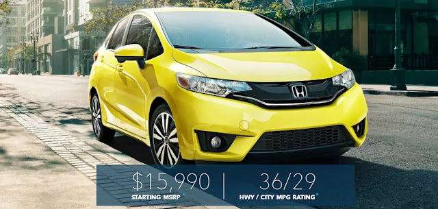Honda Fit 2017 Review