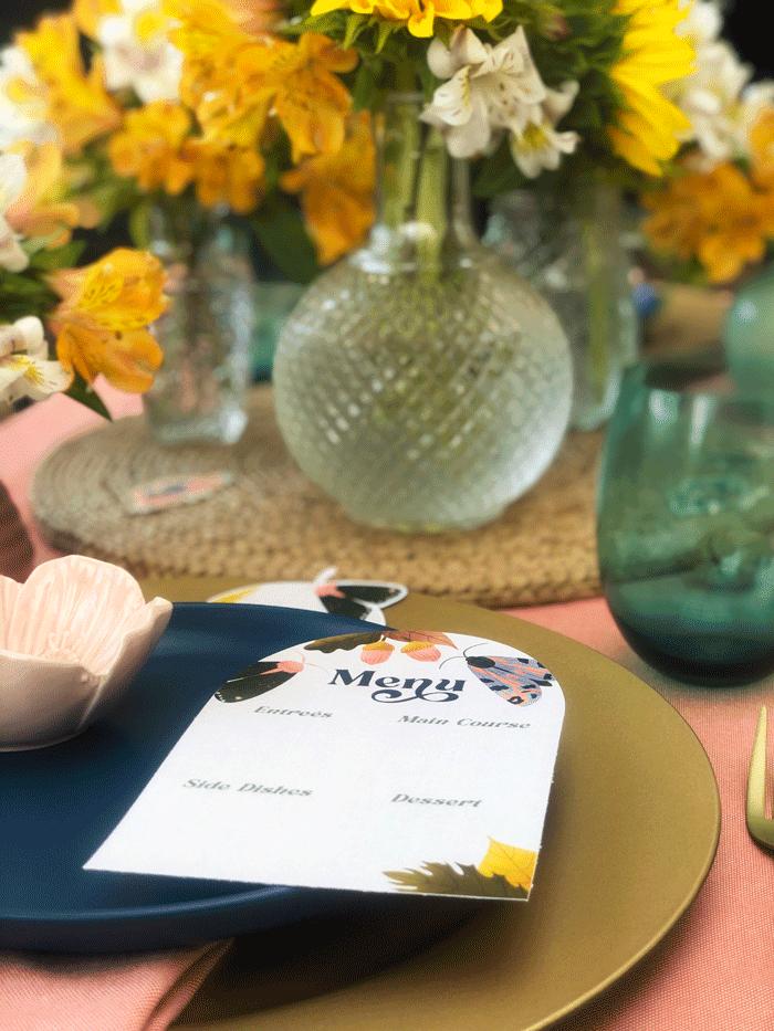thanksgiving, thanksgiving table, autumn nights, thanksgiving dinner, accion de gracias, table set, thanksgiving stationery