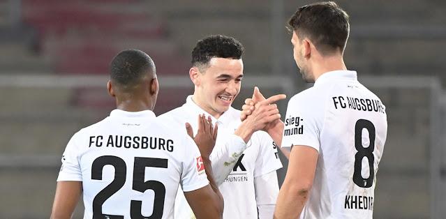 Augsburg vs Borussia M'gladbach – Highlights