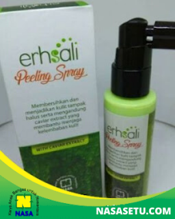 Pemuutih Peeling Spray