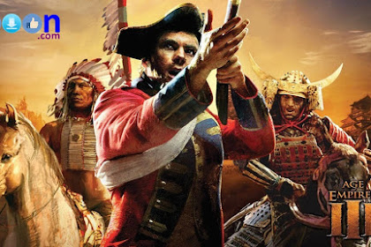 Free Download Game PC Age of Empire III Complete Edition