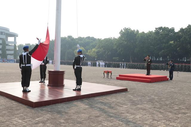 Upacara Hari Pahlawan 10 November 2019 di Mabes TNI