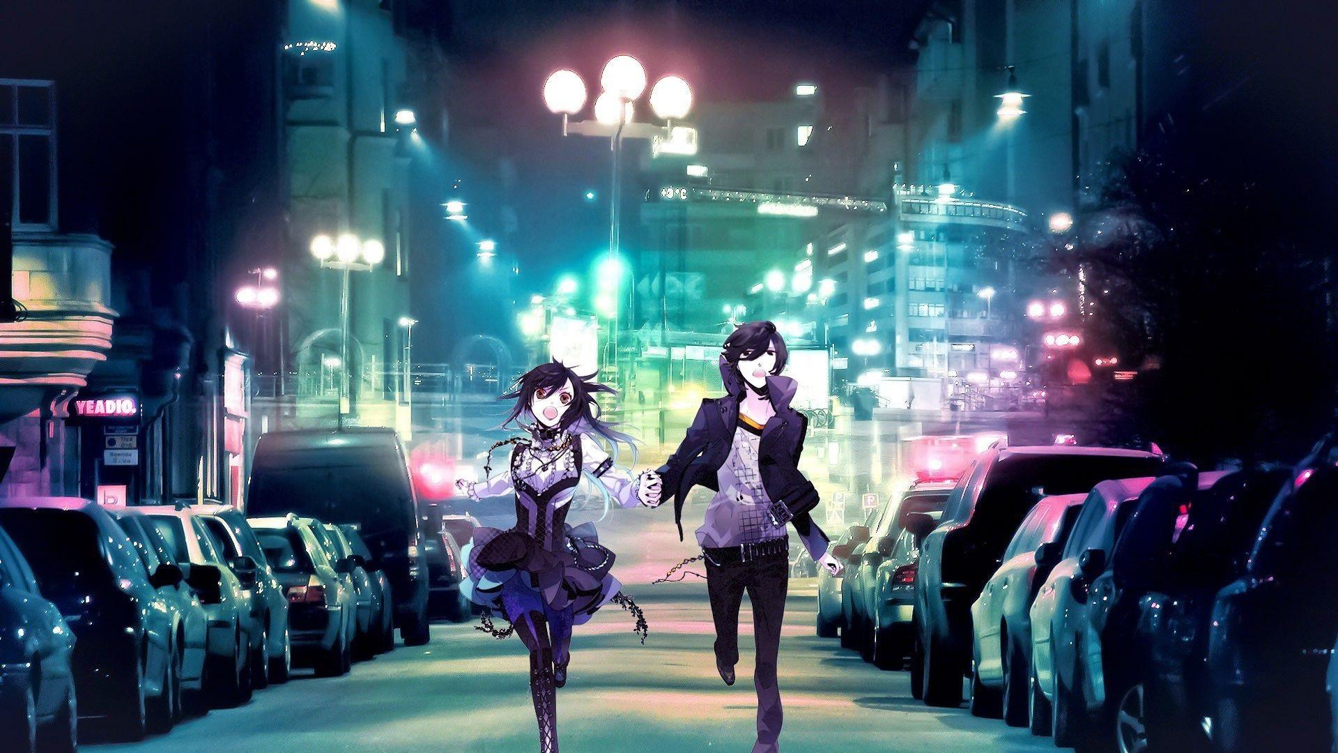 top beautiful anime girl desktop