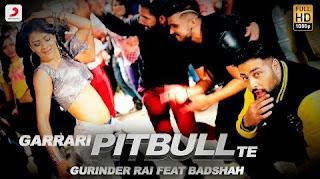GARRARI PITBULL TE SONG LYRICS VIDEO GURINDER RAI FT. BADSHAH