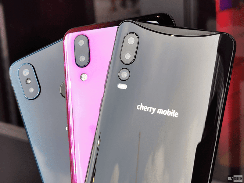 Why did the Flare S8 series ignite the competitive spirit of Cherry Mobile?