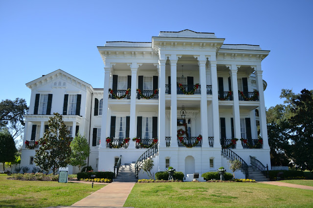 Плантація Ноттовей, Уайт Касл, Луїзіана (Nottoway Plantation, White Castle, LA)