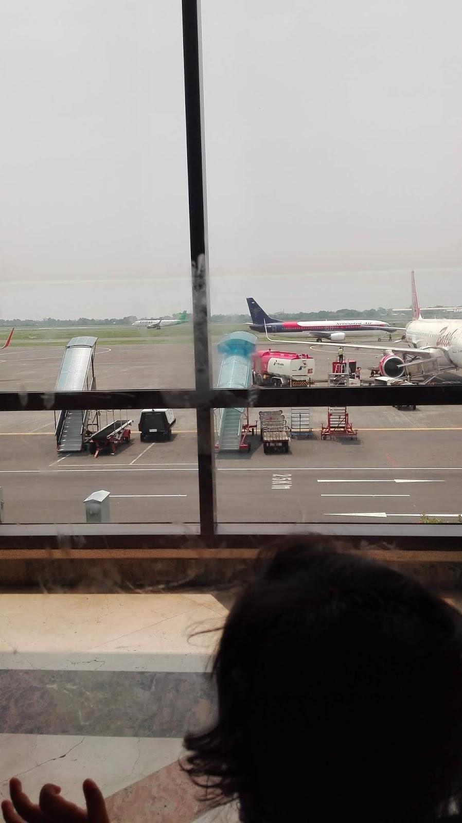 Pengalaman Naik Business Class Batik Air Surabaya Halim