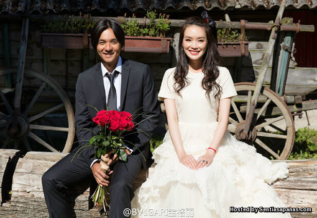 Shu Qi Wedding [4]