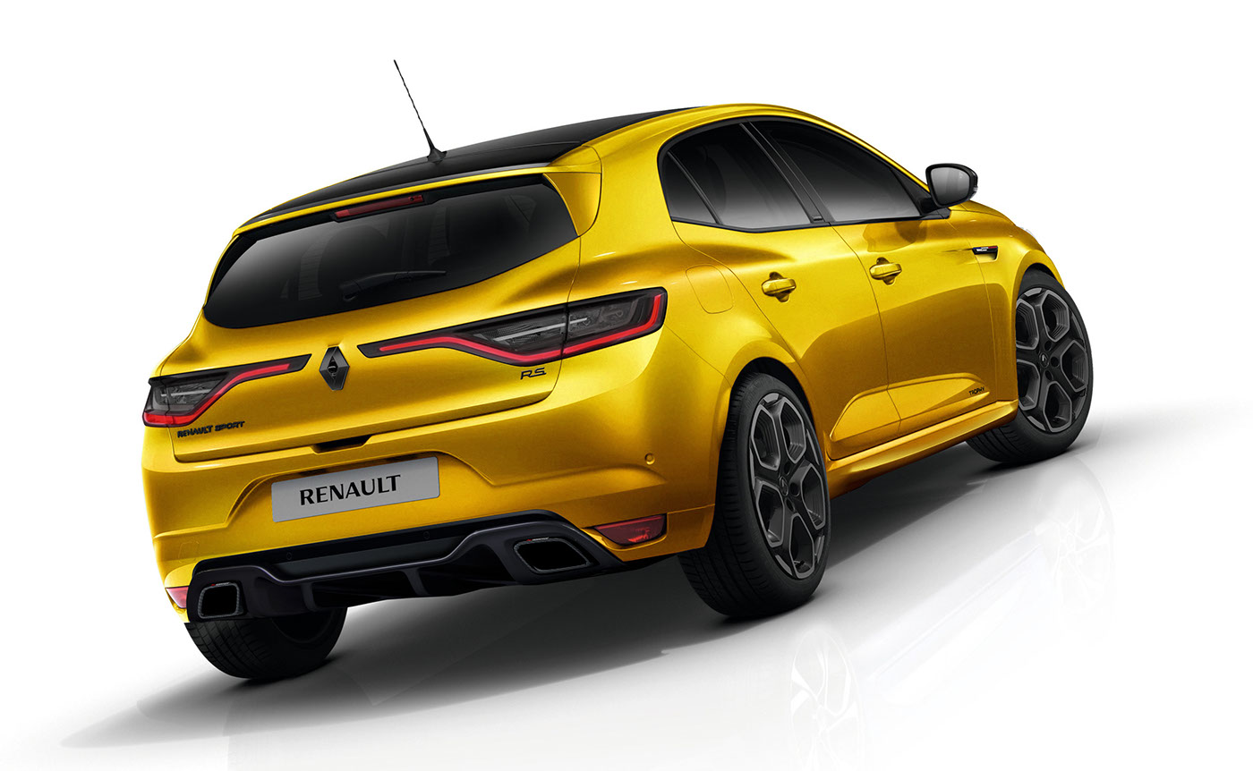 New Renault Megane RS Trophy Will Most Probably Look Like This