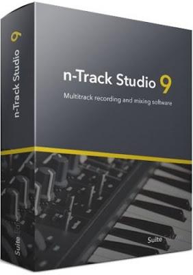 تحميل برنامج هندسة الصوت للكمبيوتر مونتاج الصوت n-Track Studio Suite 2020