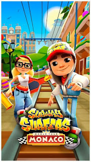 Free Download Subway Surfers MOD Apk Unlimited Coins/Keys/Unlock