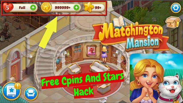 Matchington-Mansion-Hack-No-Human-Verification