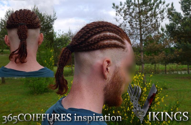mon fr re ce viking coiffure masculine inspiration ragnar lodbrok. Black Bedroom Furniture Sets. Home Design Ideas