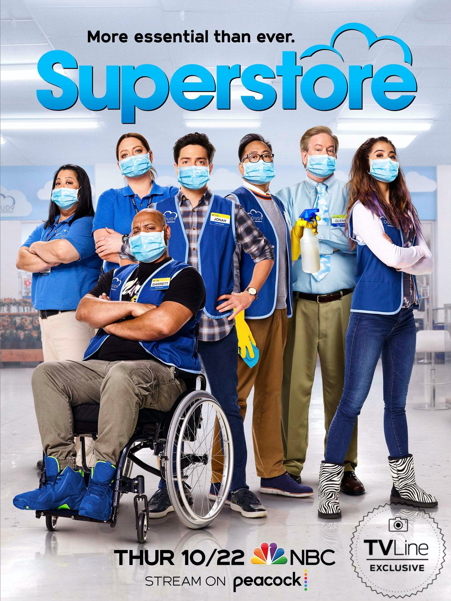 Superstore 6×6 Subtitulado 720p