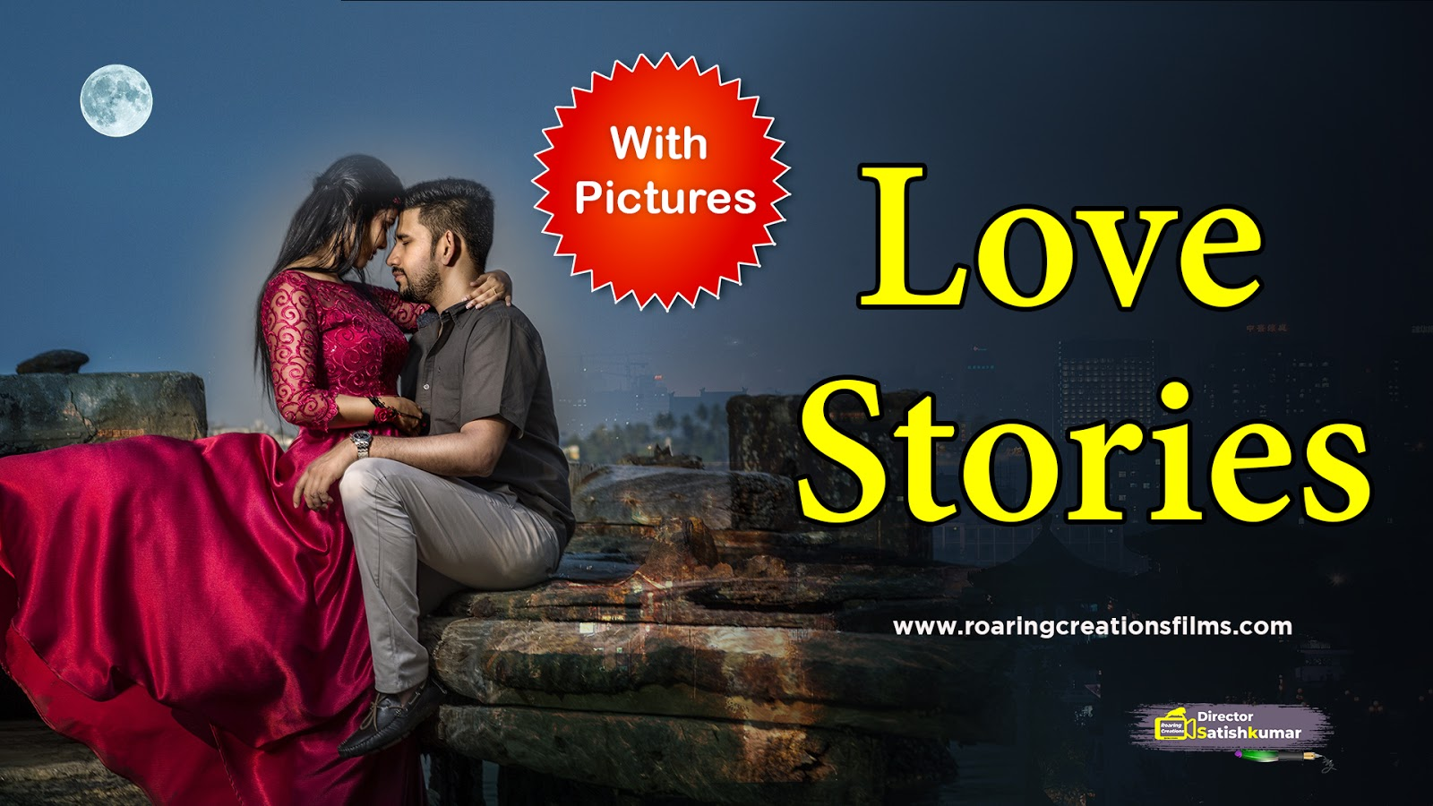 Love Stories in English - Love Story