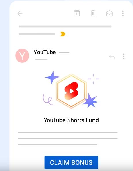 الربح من يوتيوب شورتس