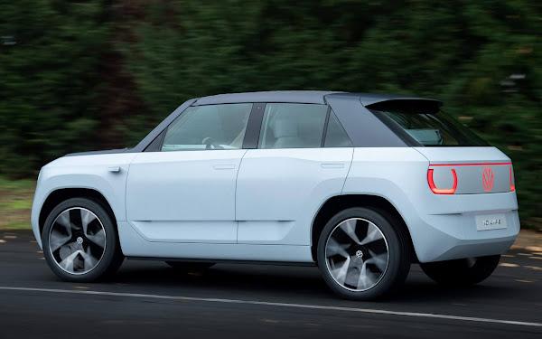 Volkswagen ID.Life é o novo carro elétrico do povo - detalhes