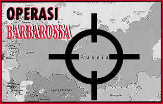 Sejarah Operasi Barbarossa