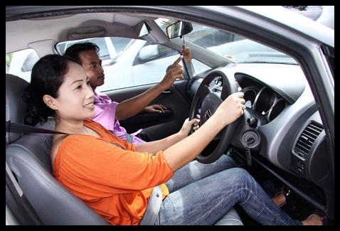 Tempat Kursus & Les Reguler / Privat stir mobil Yogyakarta Terbaik