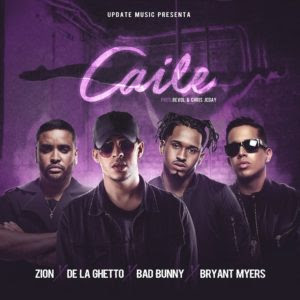 Descargar Zion Ft De La Ghetto, Bad Bunny & Bryant Myers – Caile