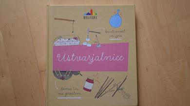 Ustvarjalnice (knjiga) iz Družinskega centra Mala ulica
