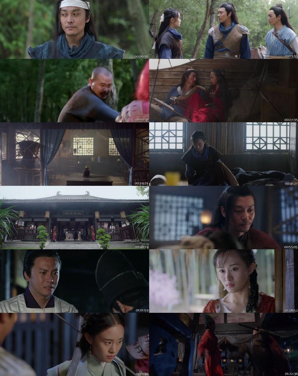 Nine Warriors: Part 2 2018 HDRip 720p [Hindi-English]