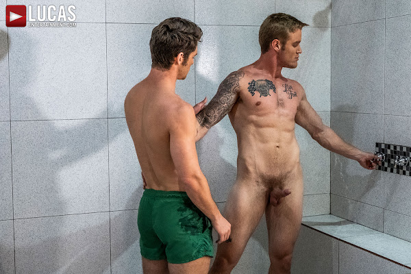 #LucasEntertainment - DEVIN FRANCO AND SHAWN REEVE BLOW THEIR LOADS