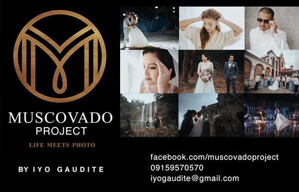 Wedding photographer Iyo Gaudite - Bacolod wedding suppliers