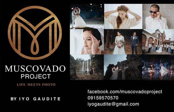 Wedding photographer Iyo Gaudite - Bacolod wedding suppliers