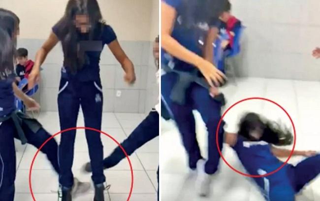 Demam Tik Tok bernama Tripping Jump Challenge menewaskan gadis di Brazil.