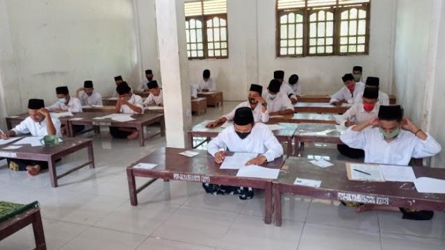 Aceh Rangking 3 Ujian Akhir Pendidikan Diniyah Formal