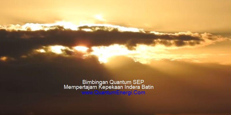quantum energi membuka kepekaan indera