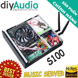 music server s100