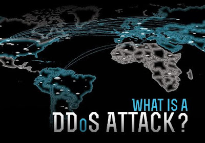 how to DDoS attack a website