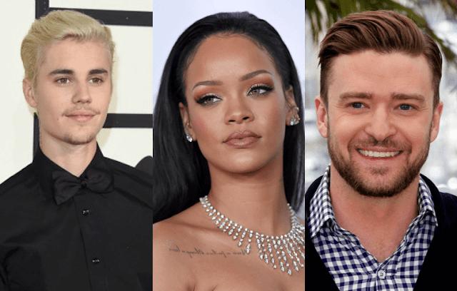 Lista de los 10 sencillos más exitosos del 2016