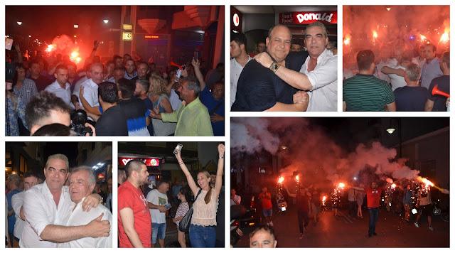Πρέβεζα: Στέργιος Γιαννάκης, δεν άφησε κανένα περιθώριο αμφισβήτησης στους συνυποψηφίους του !