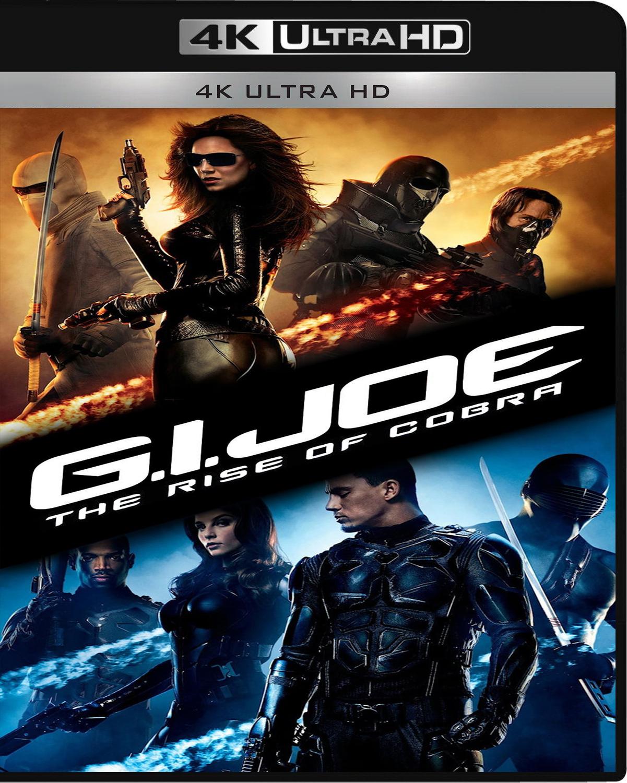 G.I. Joe: The Rise of Cobra [2009] [UHD] [2160p] [Latino – Castellano]
