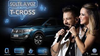Promoção Solte a Voz com T-Cross