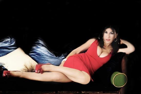 Η Κύπρια ηθοποιός Βαλεντίνα Σοφοκλέους στο Ναύπλιο