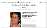 Clara Asunción García-Escritora