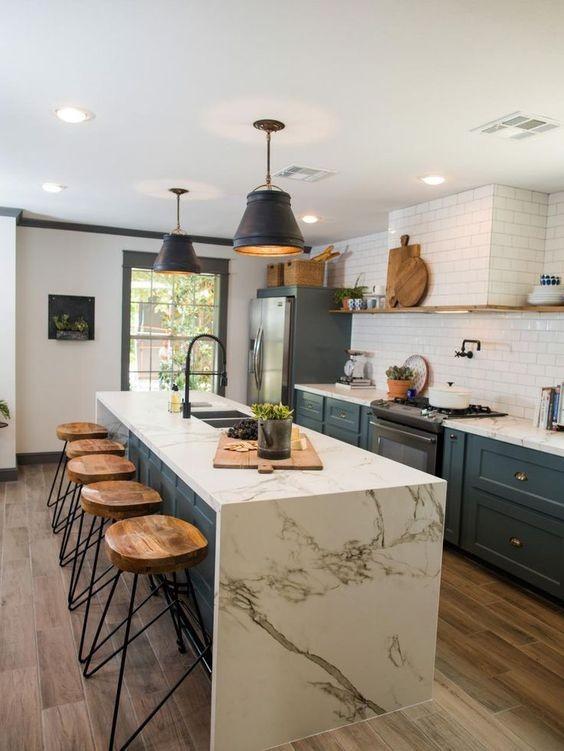 22+ Innovative Kitchen Design Ideas