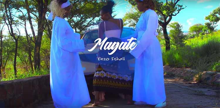 Kikky Badass in 50 Magate video